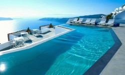 Santorini. Perfect place for relaxation.
